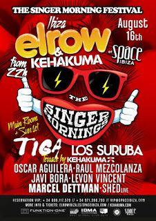 ElRow (Space Ibiza)