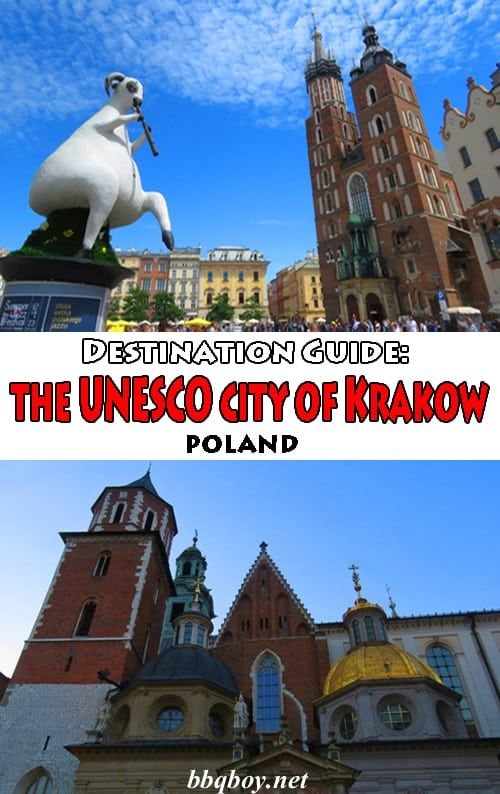 Everything you need to know about Krakow: what to see and do (both in and around Krakow), where to eat and drink (including a fantastic vodka bar), where to stay, and tours you can't miss. All you need to plan your trip to Krakow, Poland #bbqboy #Krakow #Poland #Guide #travel