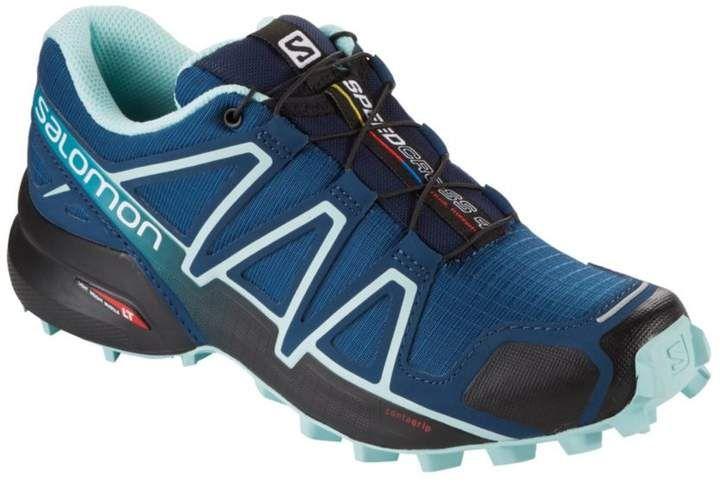 salomon speedcross trail shoes women's heels