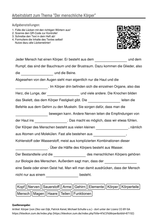 Arbeitsblätter zum Thema   Arbeitsblätter, Lernen tipps schule ...