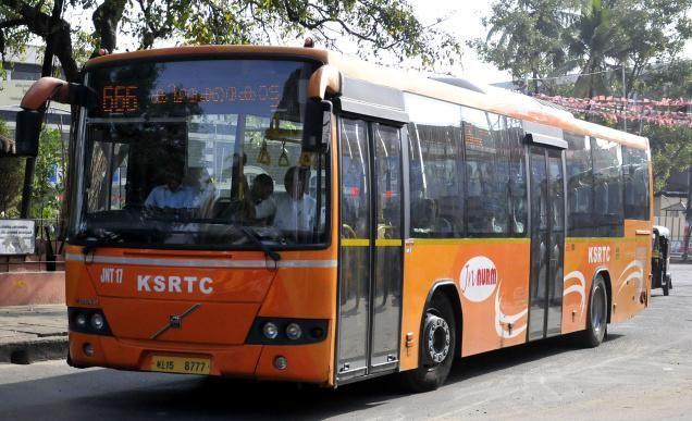 Ksrtc Low Floor Ac Vehicles Transportation