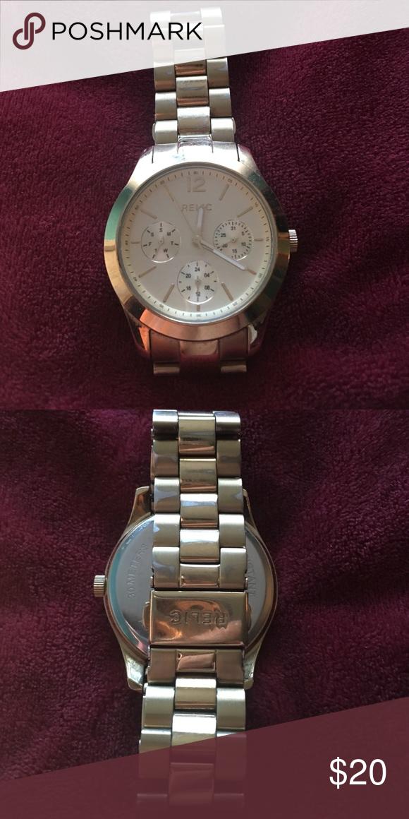 Wonderful Gold Relic Watch