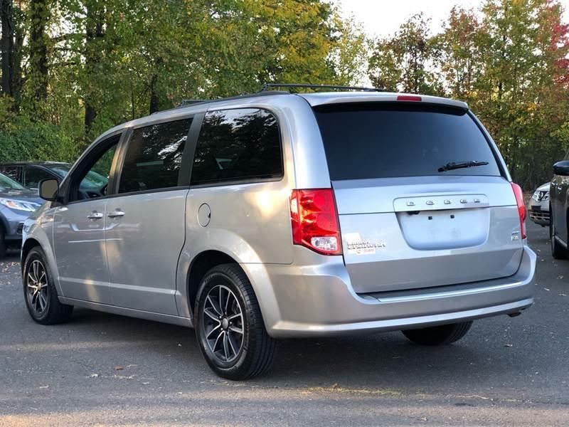 2018 Dodge Grand Caravan Gt 4dr Mini Van Grand Caravan Caravans