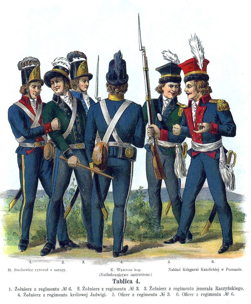 Double Line image - 1794: Kosciuszko Uprising mod for Mount ...