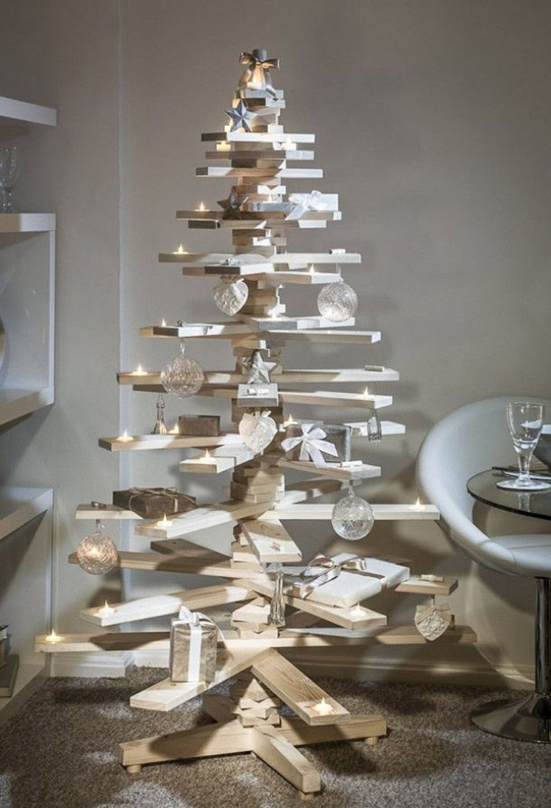 Unconventional Christmas Trees.20 Unconventional Christmas Tree Ideas Christmas Pallet
