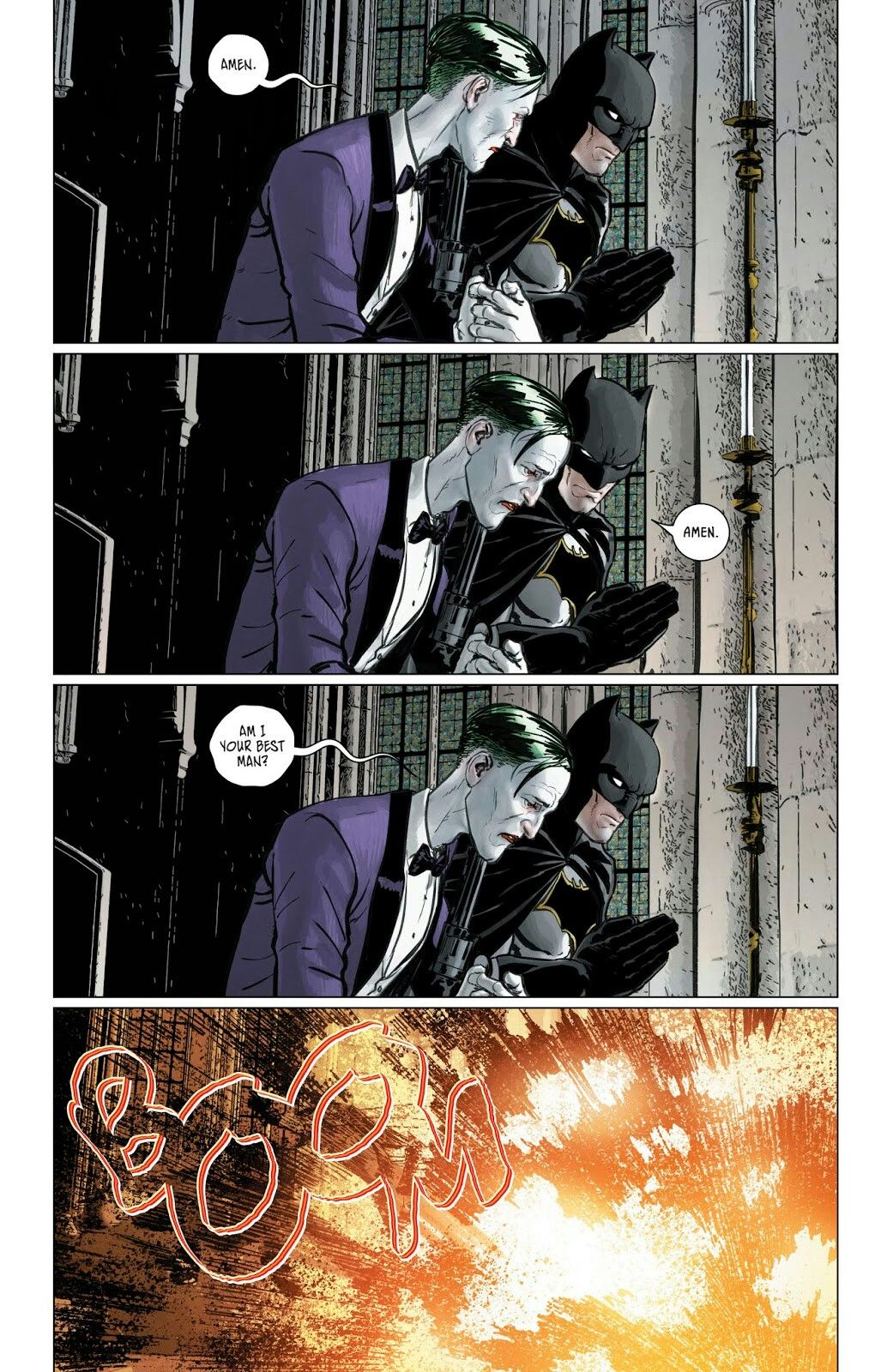 Batman 2018 48 Joker Comic Joker Dc Batman Universe