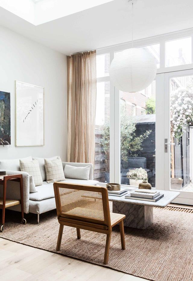Photo of A 1920s Dutch row house was given a light-filled revamp