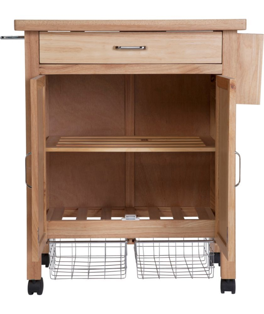 Heart Of House Tollerton Wooden Kitchen Trolley At Argos Co Uk Your