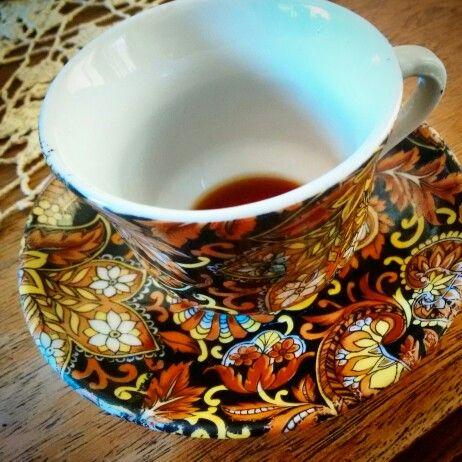 Café na casa da sogra