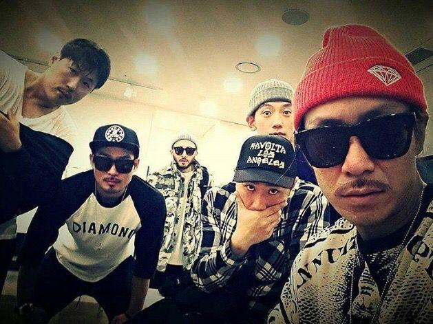 #RAIN AND HIS DANCERS IN CDL @29rain #jungjihoon his crew!