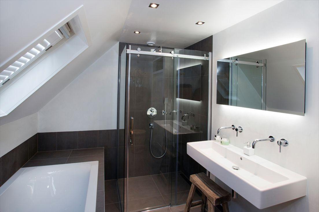 Badkamer Ideeen Modern : Badkamer ideeen modern modern luxe de jong sanitair huis