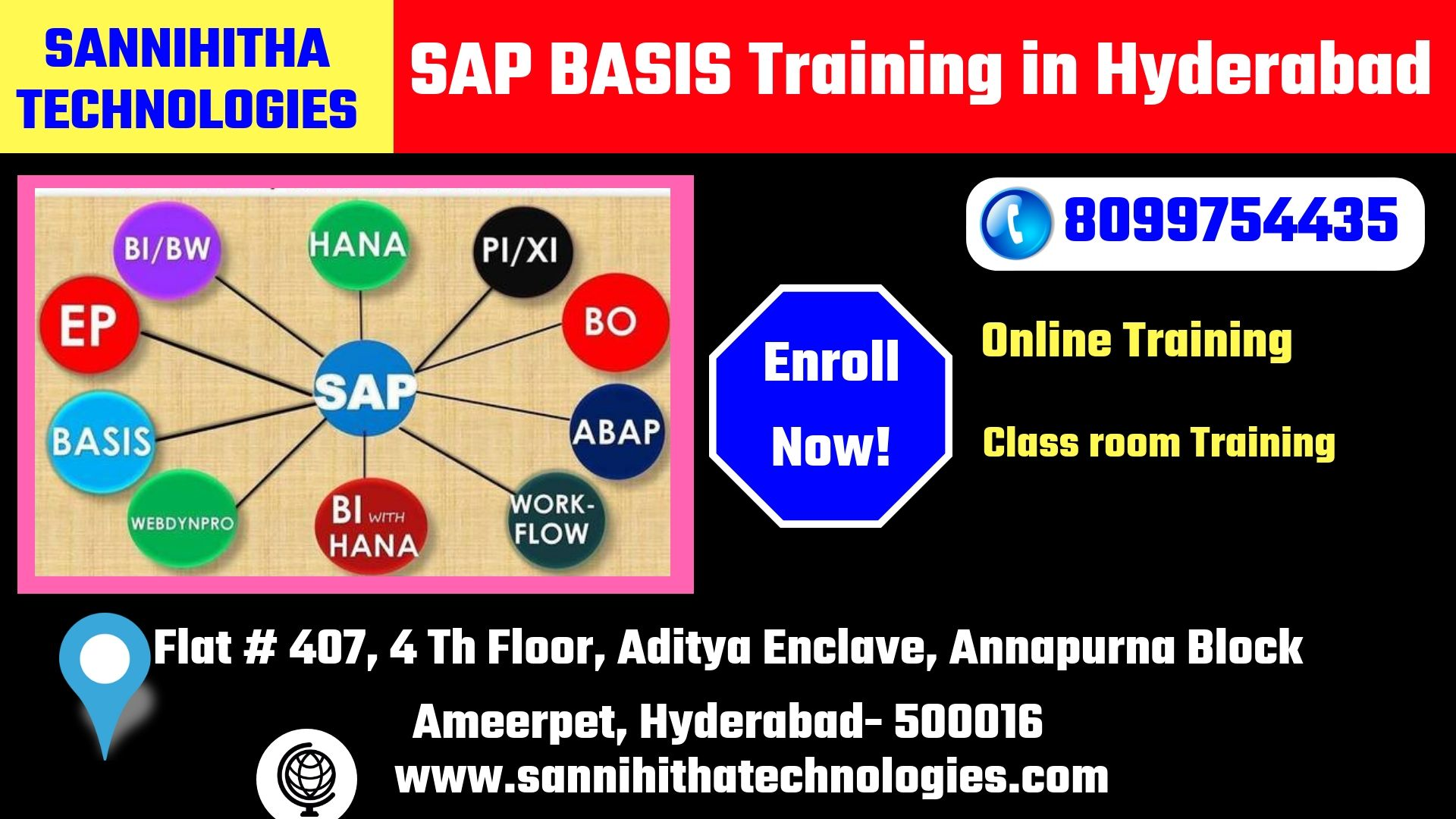 SAP Basis Training in Hyderabad,BASIS Means