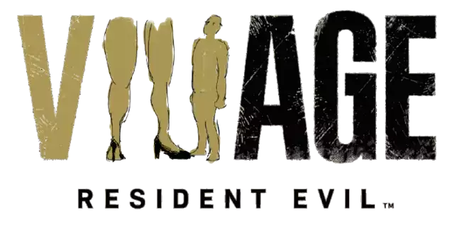 The New Game Logo Lady Dimitrescu In 2021 Resident Evil Evil Know Your Meme