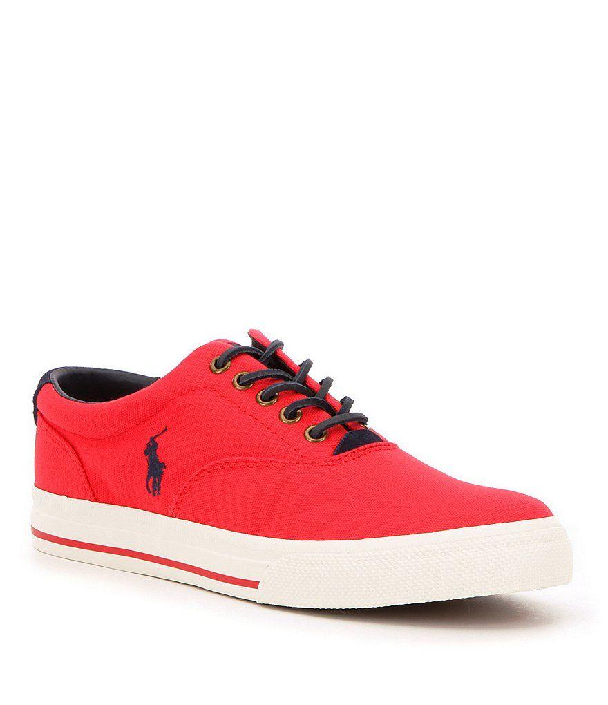 polo ralph lauren shoes vaughn lace sneaker store