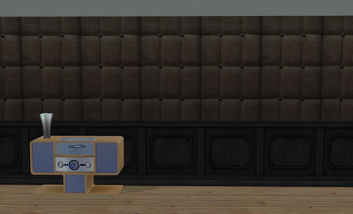 Glamour Life walls replacement: •  replaces only 4 (yes, four :P) walls Credits: • Shastakiss for the curiona moulding •  mooglesims for extracting the walls which saved me a lot of work • file compressed with jfade's Compressorizer • requires...