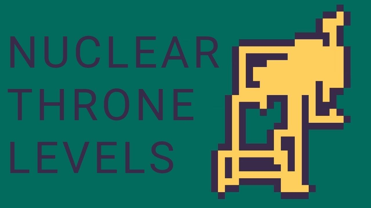 Procedural Generation of Nuclear Throne | Inspiration