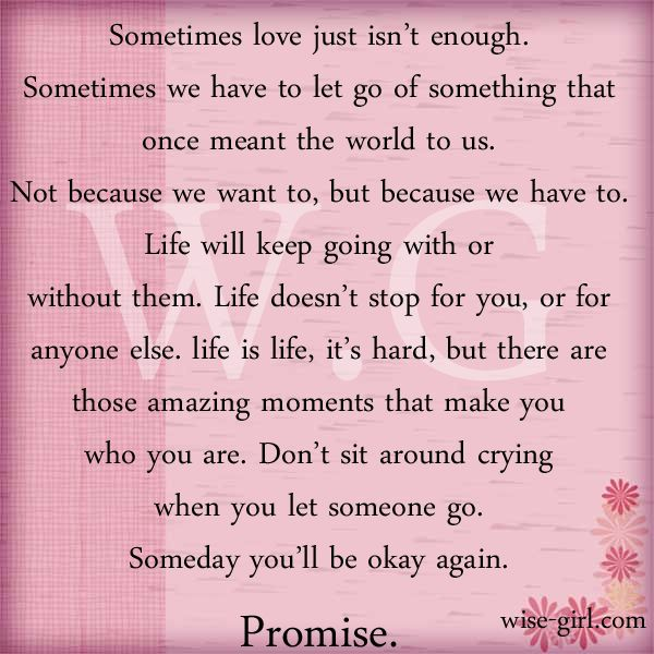 Wise Girl | Love is not enough, Proverbs quotes, Life quotes