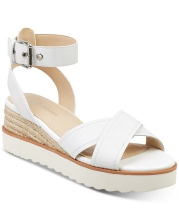 713e67ea522 Jovana Wedge Sandals in 2019 | Products | Sandals, J shoes, Dresses ...