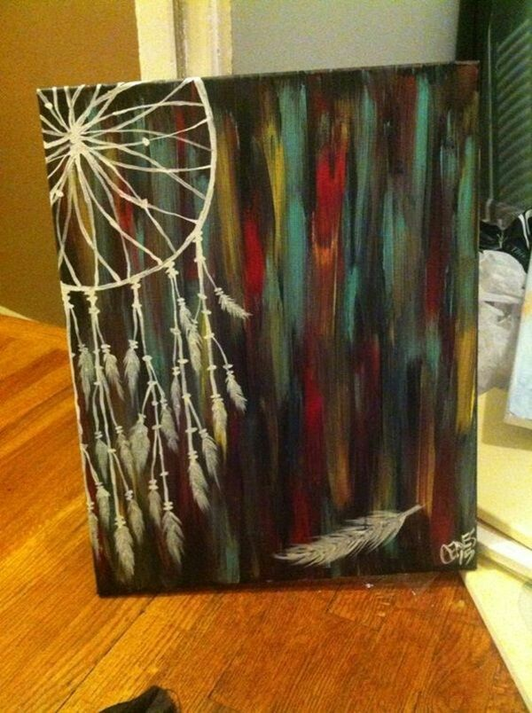 Pin By Judy Smith On Acrylic Painting Ideas Simple