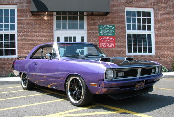 15 Stunning Pro Touring Cars Pro Touring Cars Dodge Muscle Cars