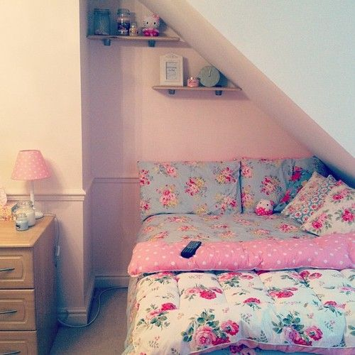 Bedroom Decorating Ideas Cath Kidston shabbychic | lovely home spaces | pinterest | nooks, style and so cute