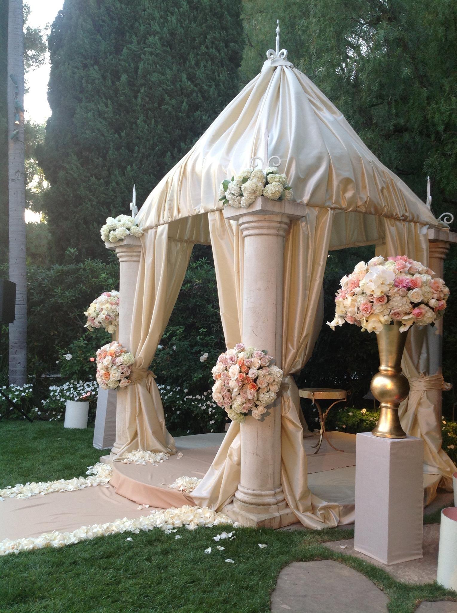 Wedding mandap decoration images  Indian Wedding MandapDecor dea  lovely  Pinterest  Weddings