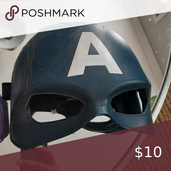 Captain America Mask Captain America Mask Marvel Costumes Captain America