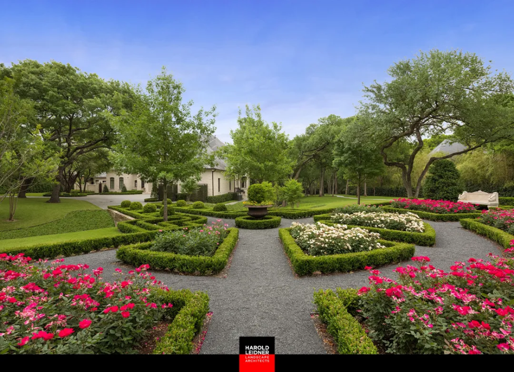 Photo of Meadowood – Harold Leidner | Luxury Landscape Architect Dallas