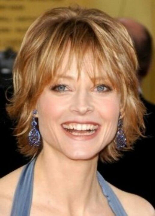 Jodie Foster Hair Back View Google Search Shaggy Short Hair Short Hair With Layers Short Hair Styles