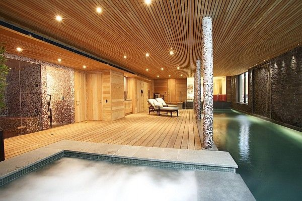 an indoor luxury spa room at home luxury homes luxury home designs