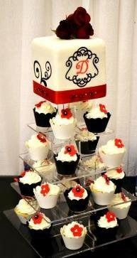 If we were to do cupcakes i would still want a top tier
