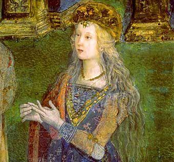 Lucrecia se desposó con Giovanni Sforza (señor de Pésaro),Alfonso de Aragón príncipe de Salerno, y con Alfonso d'Este, príncipe de Ferrara. Su segundo marido, Alfonso de Aragón, hijo ilegítimo de Alfonso II de Nápoles y de su amante Troggia Gazela, pudo ser asesinado por César Borgia cuando su valor político empezó a eclipsarse.