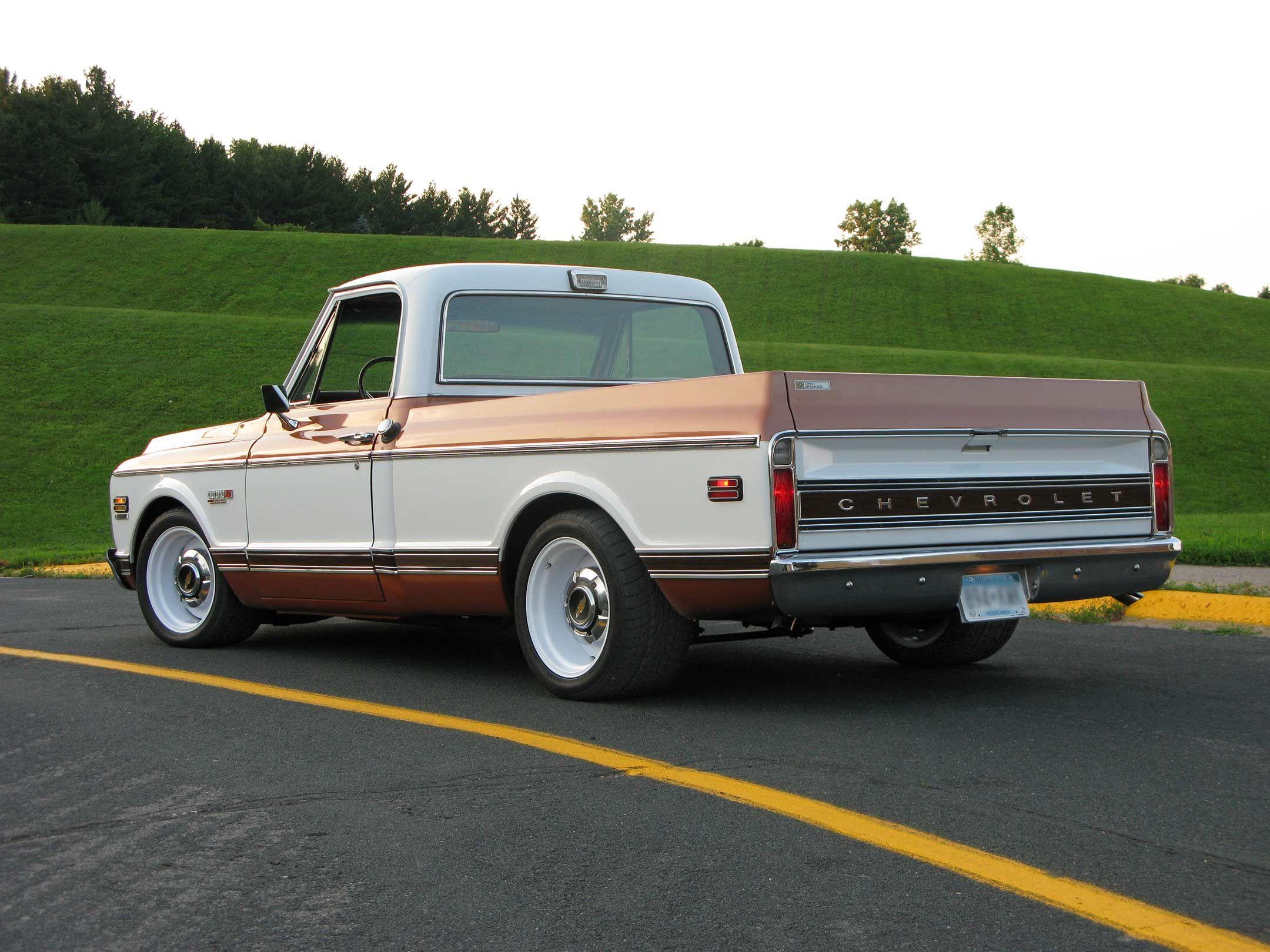 Chevy super truck