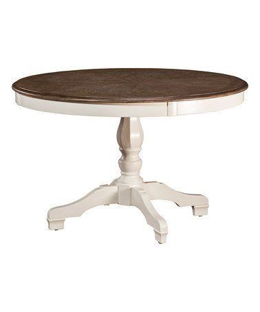 Another Great Find On Zulily Embassy Round Dining Table