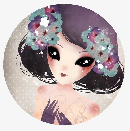 Violetta by Melina Moreno (AKA Ling Serenity in SL)