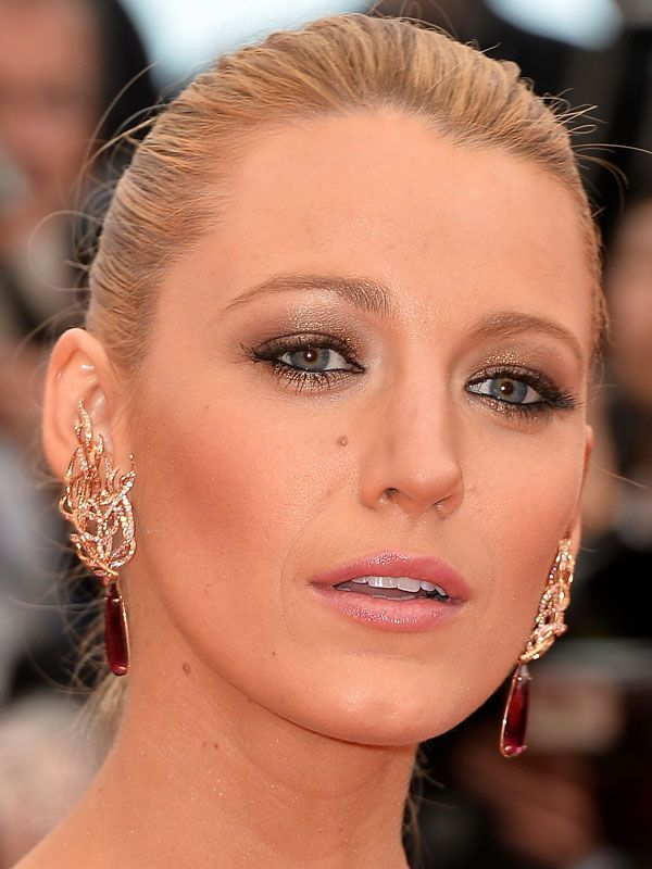 Blake Lively at the 2014 Cannes Film Festival: http://beautyeditor.ca/2014/05/27/cannes-2014/