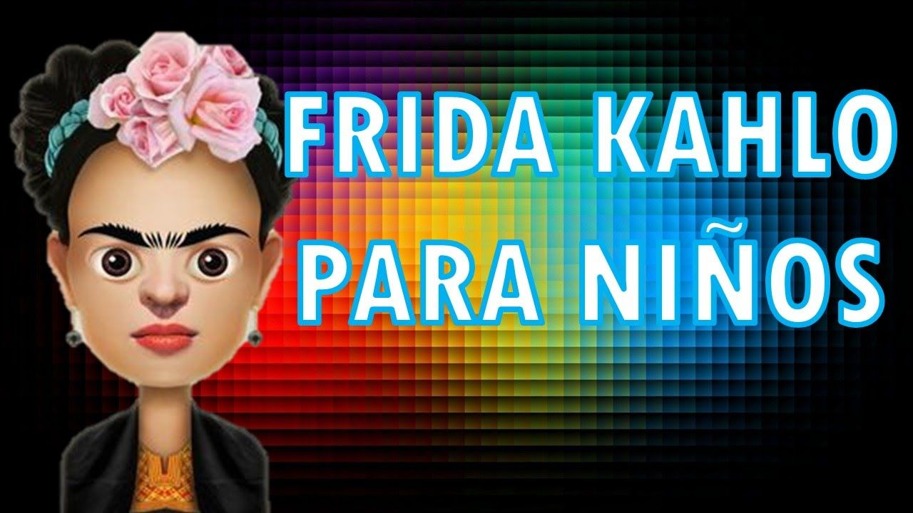 Dibujos Frida Kahlo Para Colorear: Frida Kahlo Para Colorear
