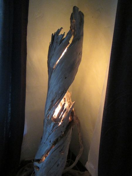 Driftwood Lighting | DIY: wood | Pinterest | Driftwood ...