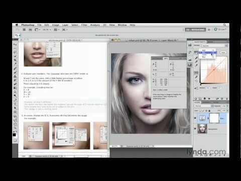 Lynda Photoshop For Web Design