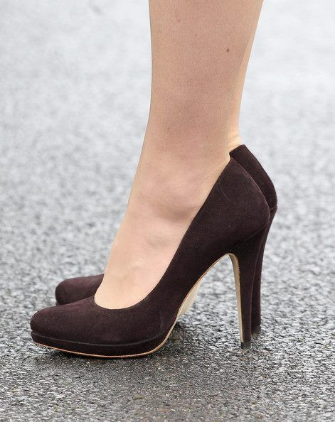 """466c863406d05c Emmy """"Valerie"""" Pumps in Chocolate Brown -- 04 07 14 New Zealand ..."""