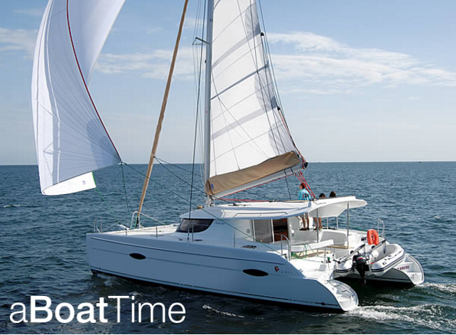 The Lipari 41 is a stunning catamaran on both the inside and out. Its deck is spacious and the interior is comfortable, perfect for a holiday! #sailing #holiday #sun #sea #fun #lipari #hols #dream #goals #travelling #style #luxury #aBoatTime