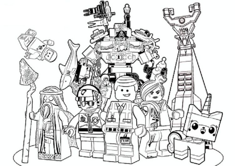Lego Minecraft Coloring Pages Lego Movie Coloring Pages Lego Coloring Pages Minecraft Coloring Pages