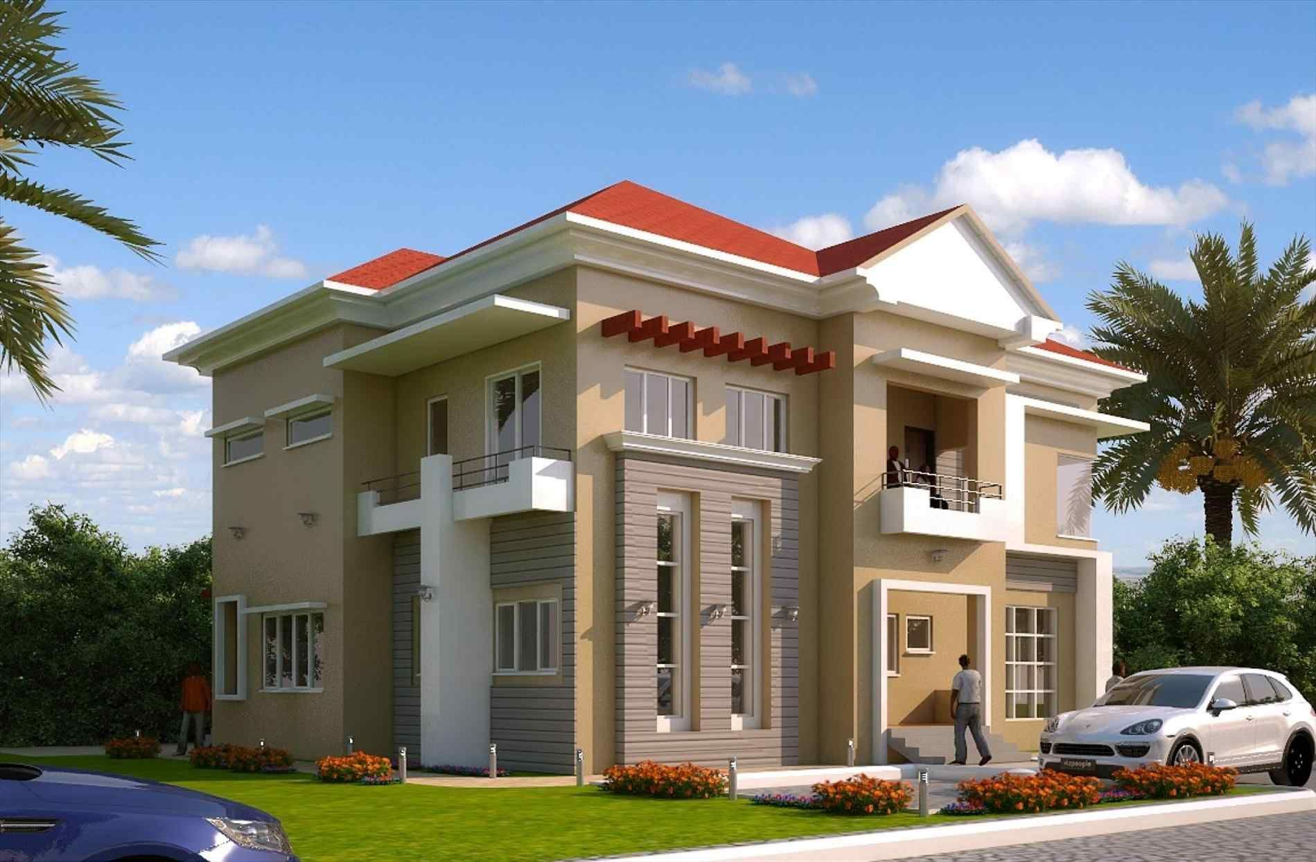 Magnificent Contemporary Residential House Home Design Bungalow Designs  Philippines Type Also Rh Za Pinterest