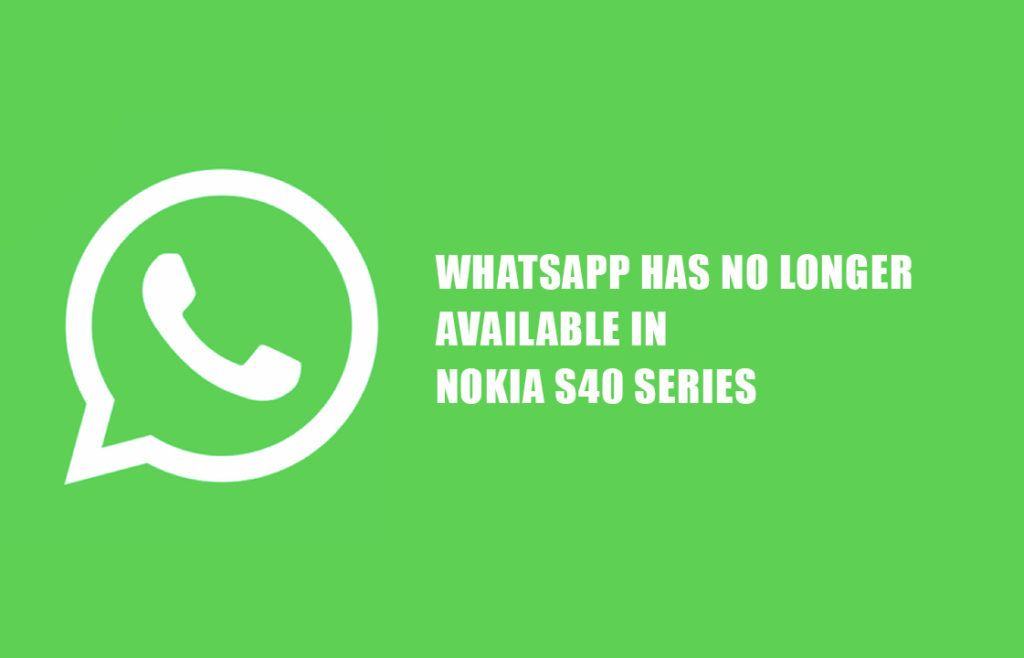 Pin by Onedroit on WhatsApp has no longer available in Nokia