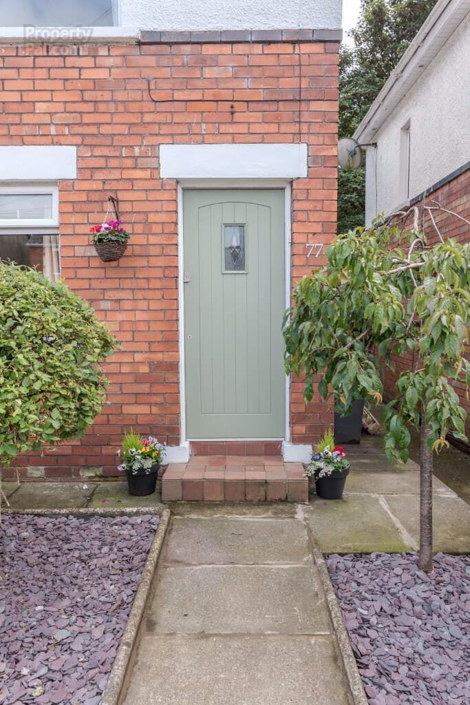 77 Dunraven Park Belfast #door & 77 Dunraven Park Belfast #door | Doors | Pinterest | Belfast and Doors