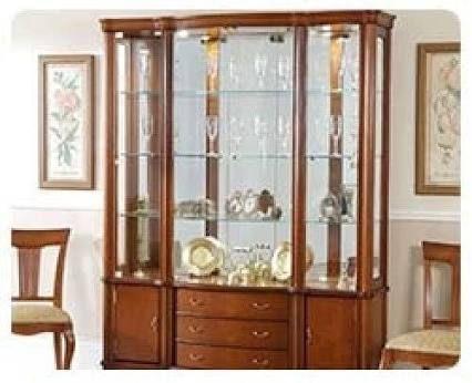 Resultado de imagen para vitrinas de madera modernas para - Vitrinas de madera para comedor ...