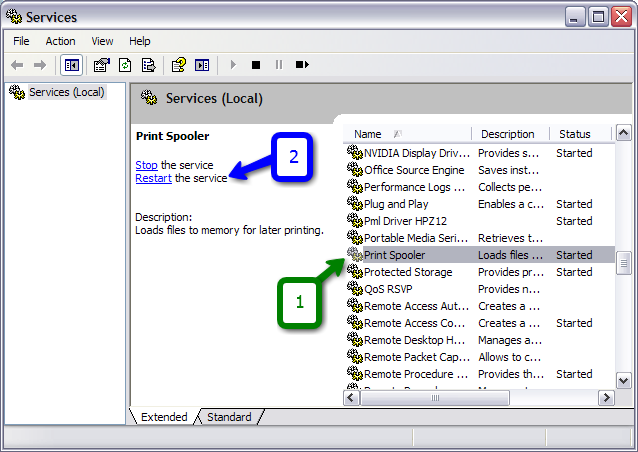 How To Fix Spooler Services Of Epson Printers Coded Message