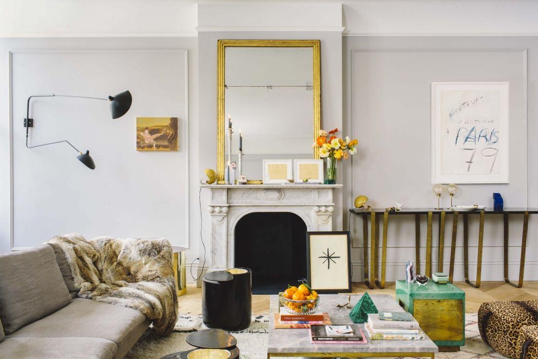 Meyer Davis — Soho Loft   Living Room   Pinterest   Soho loft, Soho ...