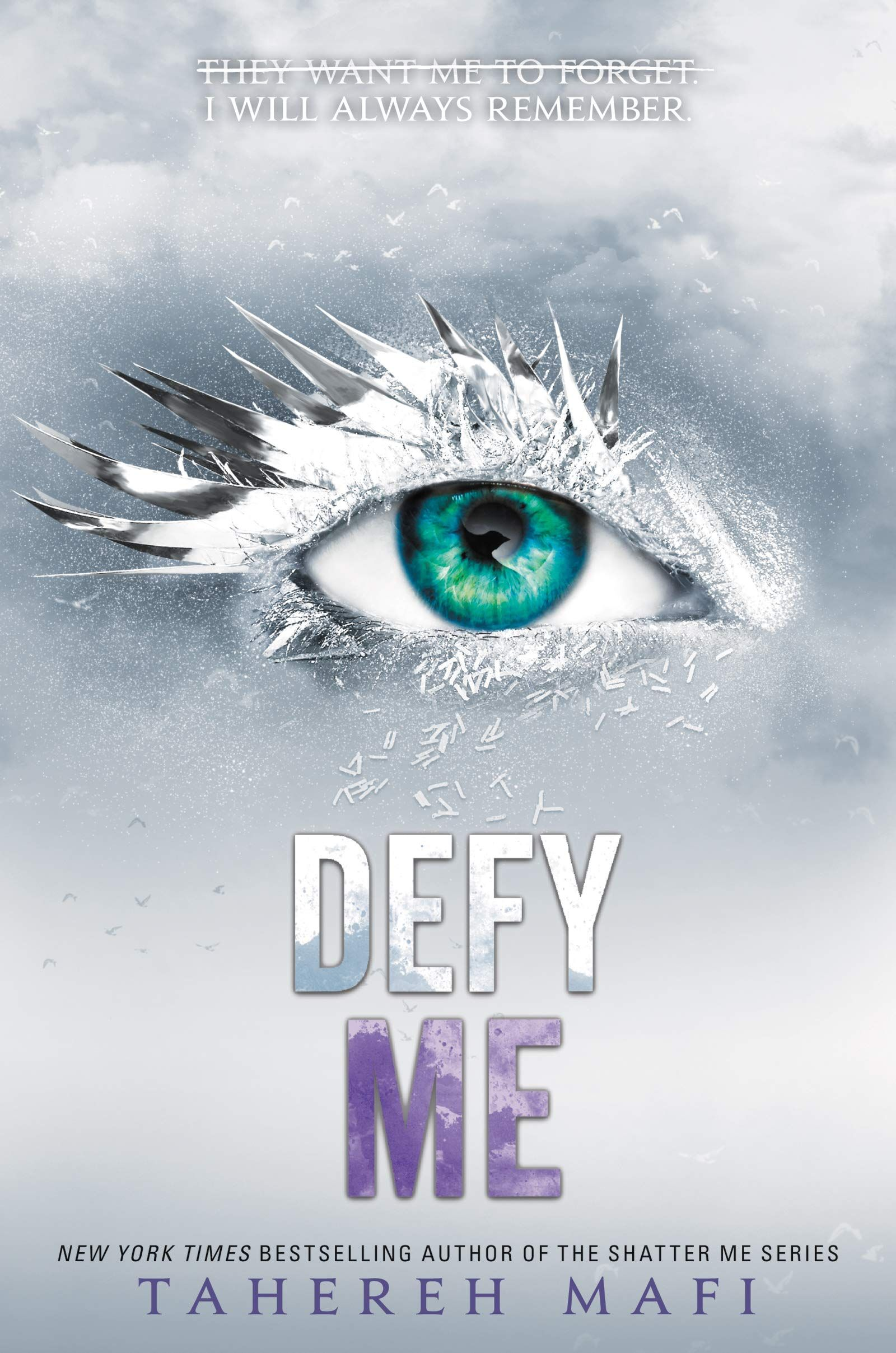 Pdf Free Download Defy Me Shatter Me 5 By Tahereh Mafi Com