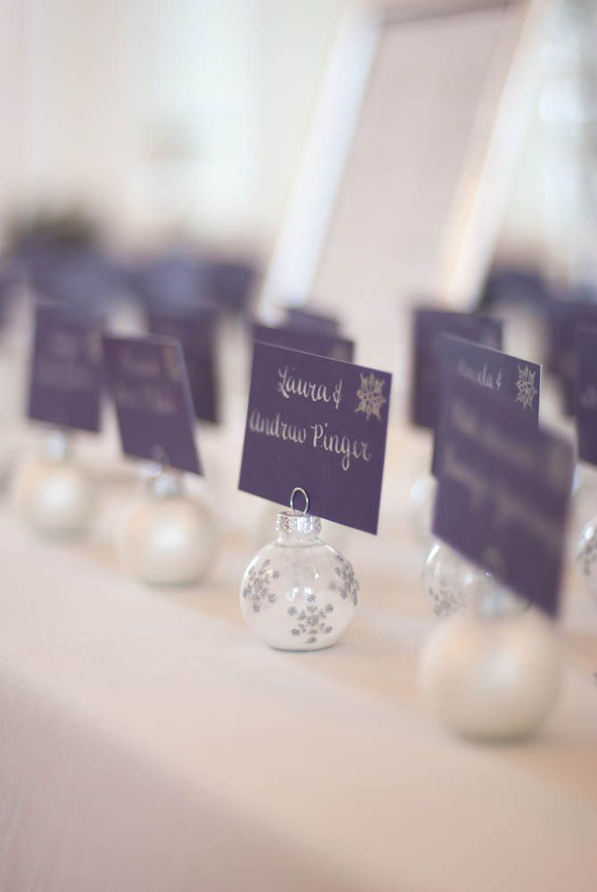 Purple And Snowflake Themed Wedding Google Search Wedding In